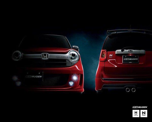 Honda World A-entry hatchback 2