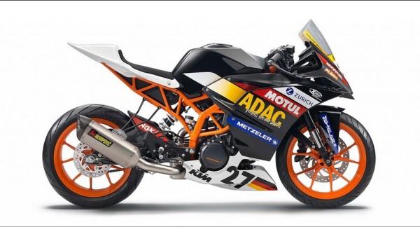 KTM ADAC cup Junior racer