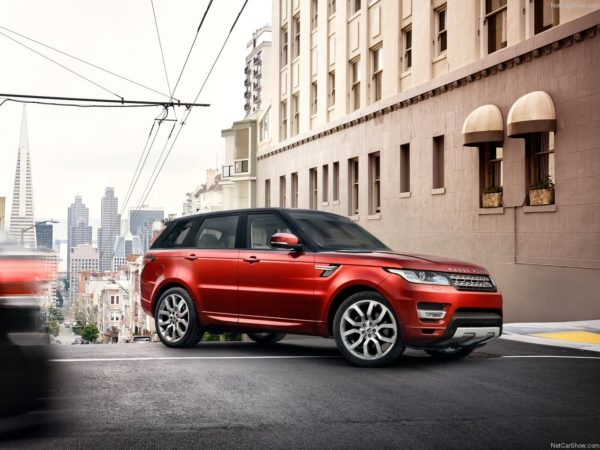 Land Rover Range Rover Sport India (8)