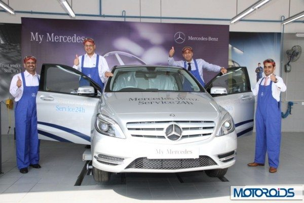 My Mercedes and T & T Motors Inauguration (1)