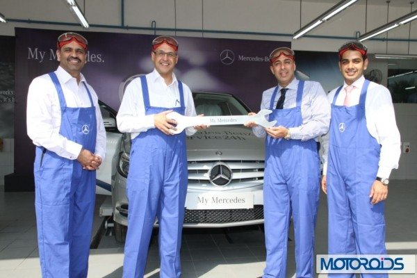 My Mercedes and T & T Motors Inauguration (2)