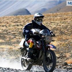 TVS Racing Team rider wins Raid de Himalaya