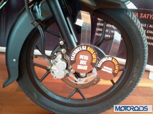 New Bajaj Discover 100M India launch (4)