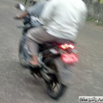 Yet another sighting of the speculated Bajaj Pulsar 180 NS