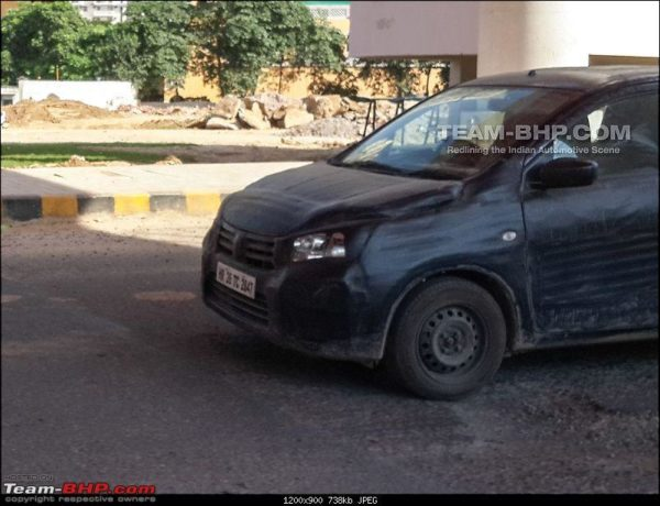 Yet another set of New Maruti AStar (2015 Suzuki Alto)