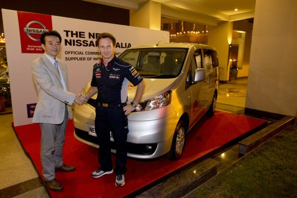 Nissan Evalia Infiniti Red Bull Racing