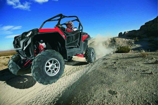 RZR XP900_Sand Trail