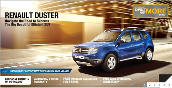 Renault-Duster-Anniversary-Edition-Cosmos-Blue-Pics