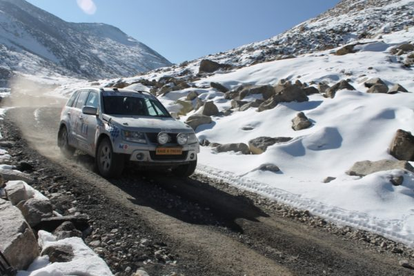 Suresh Rana continues to push lead for fifth consecutive day in X-Treme cars category of Raid-de-Himalaya