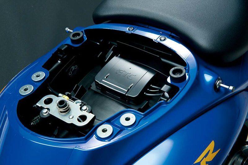 Suzuki Hayabusa Special Edition Traction Control-2