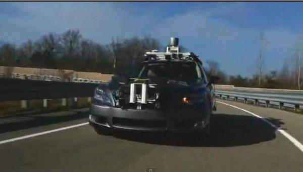 Toyota Semi autonomous car