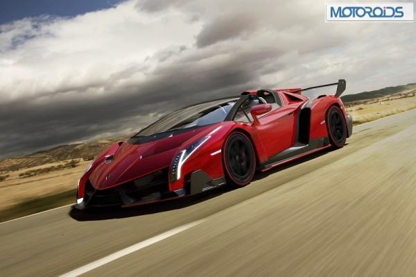 More details on the new 2014 Lamborghini Veneno Roadster