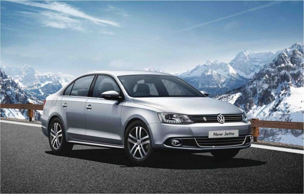 Volkswagen Jetta facelift launched @ INR13.7 lakhs