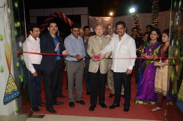 Yamaha Mumbai Launch