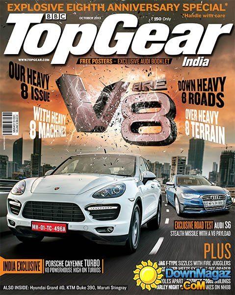 bbc top gear october 2013