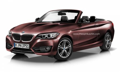 Check out the upcoming BMW 2 Series Cabriolet and Gran Coupe in these digital renderings