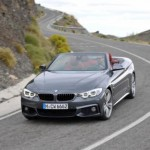 BMW Introduces 4-Series Convertible; Priced at 49,675 USD