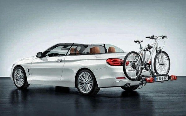2014 BMW 4 Series Convertible is likely to make its public debut at the LA Auto Show next month