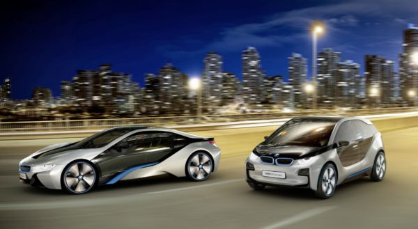 BMW to Decide on India launch of i3 and i8 Next Year