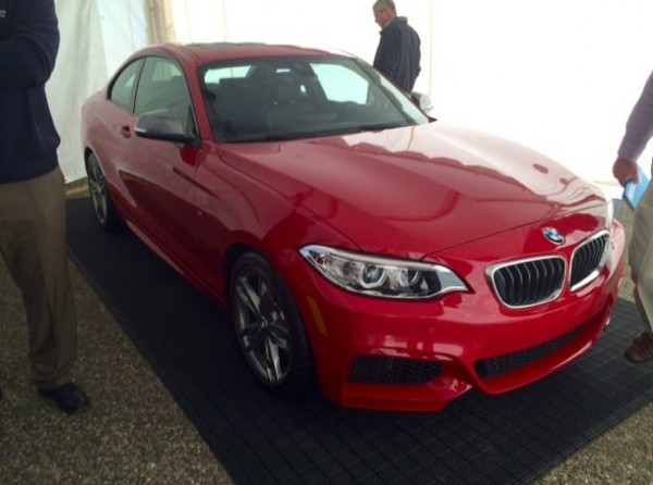 SCOOP: Upcoming BMW 2 Series revealed through images of the M235i!