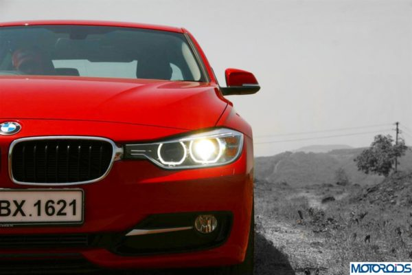 BMW 3 Series contributed the maximum to the carmaker's September 2013 Sales