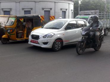 datsun go india launch pics 1