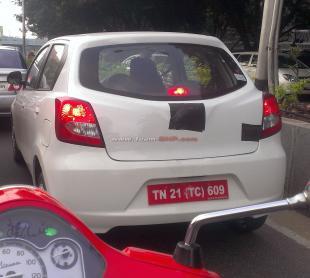 datsun go india launch pics 3