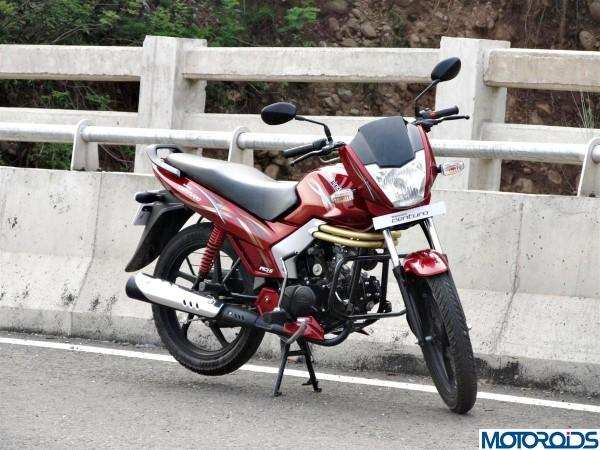 mahindra two wheelers south india