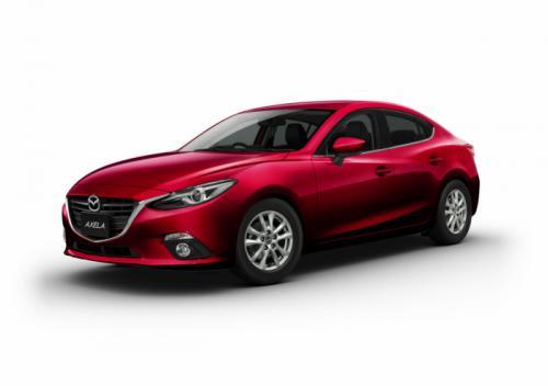 Details of 2014 Mazda3 Hybrid revealed