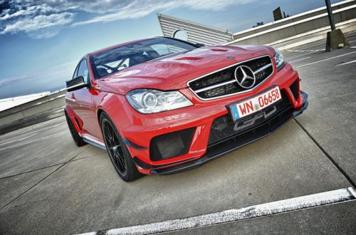 GAD-Motors Soups up a Mercedes-Benz C63 AMG Black Series; Outputs 850 HP