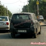 Yet another sighting of next gen 2014 Suzuki Alto aka new Maruti AStar in India