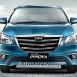 New 2013 Toyota Innova facelift launch tomorrow. Prices, Features and Details