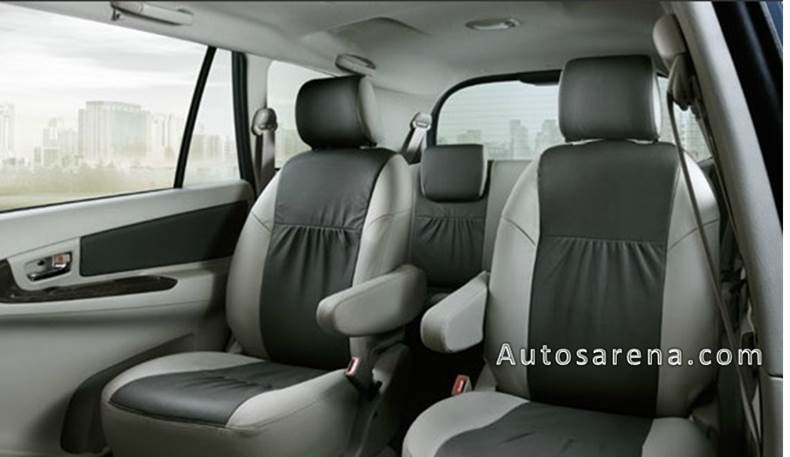 New 2013 Toyota Innova Facelift Launch Tomorrow Prices