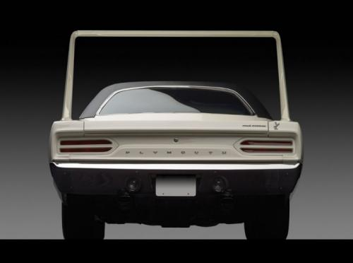 1970 Plymouth Road Runner Superbird pics 3