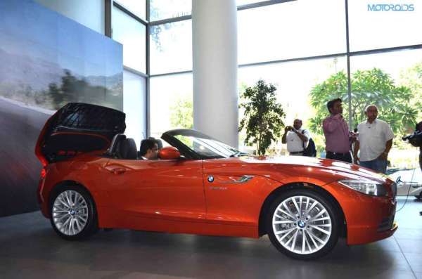 2014 BMW Z4 Facelift India Launch Pics (11)
