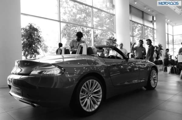 2014 BMW Z4 Facelift India Launch Pics (31)