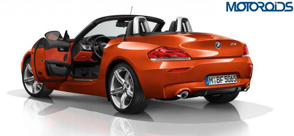 2014 BMW Z4 India launch