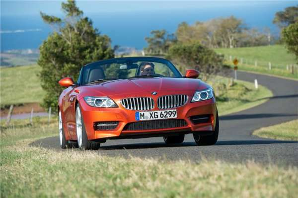 2014-BMW-Z4-facelift-India-launch