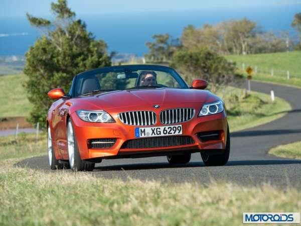 2014 BMW Z4 roadster (1)
