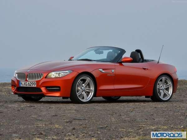 2014 BMW Z4 roadster (3)