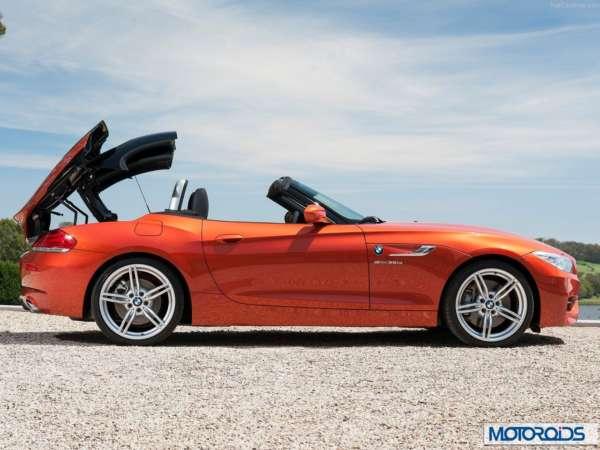 2014 BMW Z4 roadster (4)