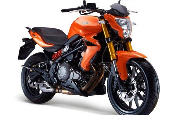 2014 Benelli BN302 586x380 Benelli BN302 unveiled. Set for EICMA 2013 debut