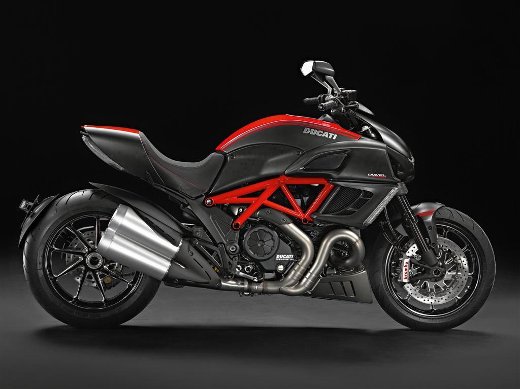 2014 Ducati Diavel Carbon-2