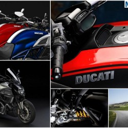 Unveiled: The 2014 Ducati Diavel lineup
