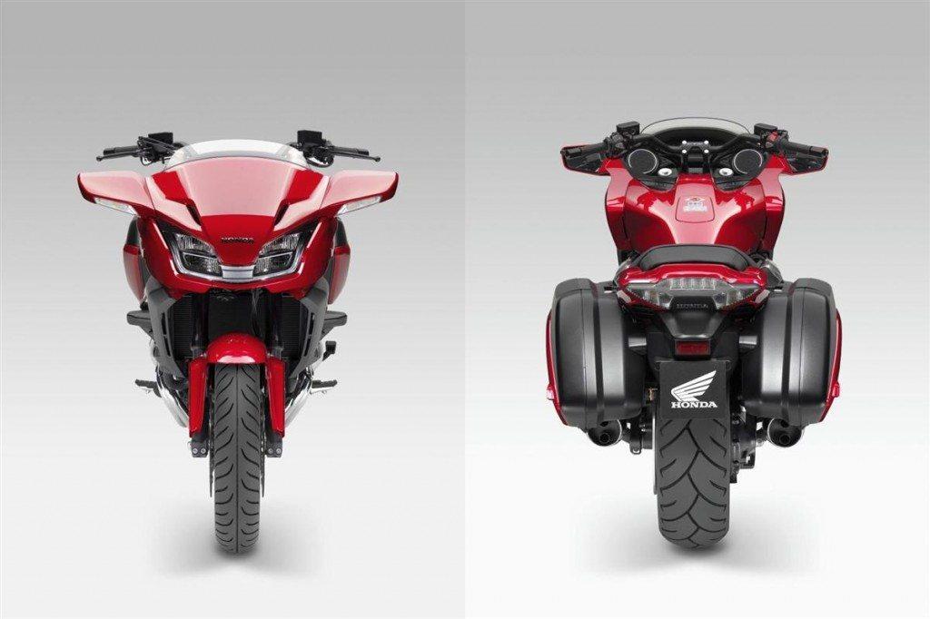2014 Honda CTX1300 (16)