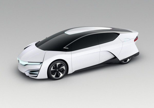2014 Honda FCEV