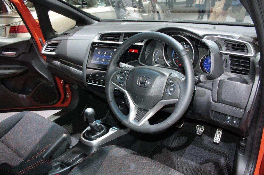 2014 Honda Fit (Jazz) RS showcased in 2013 Tokyo Motor Show