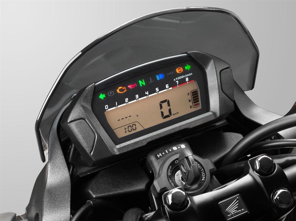 2014 Honda NC750S-2