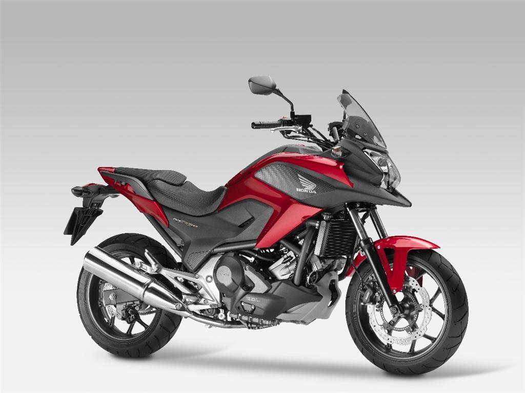 2014 Honda NC750X-2