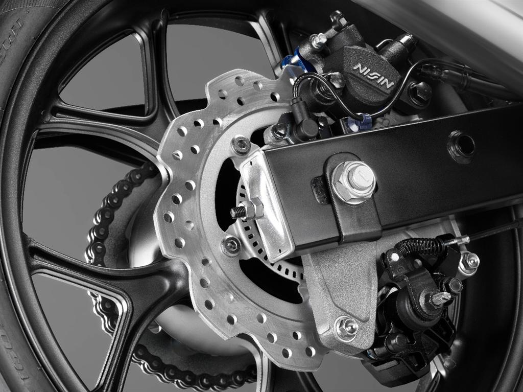 2014 Honda NC750X- ABS brakes